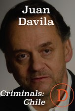 Criminals Chile: Juan Davila