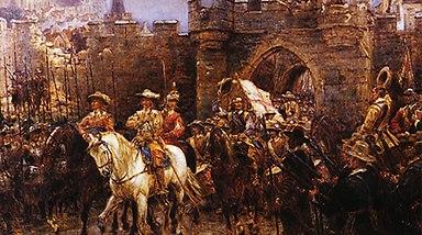 The English Civil War: A Nation at War