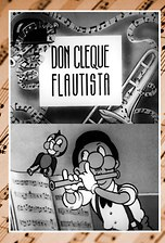 Don Cleque, flautista