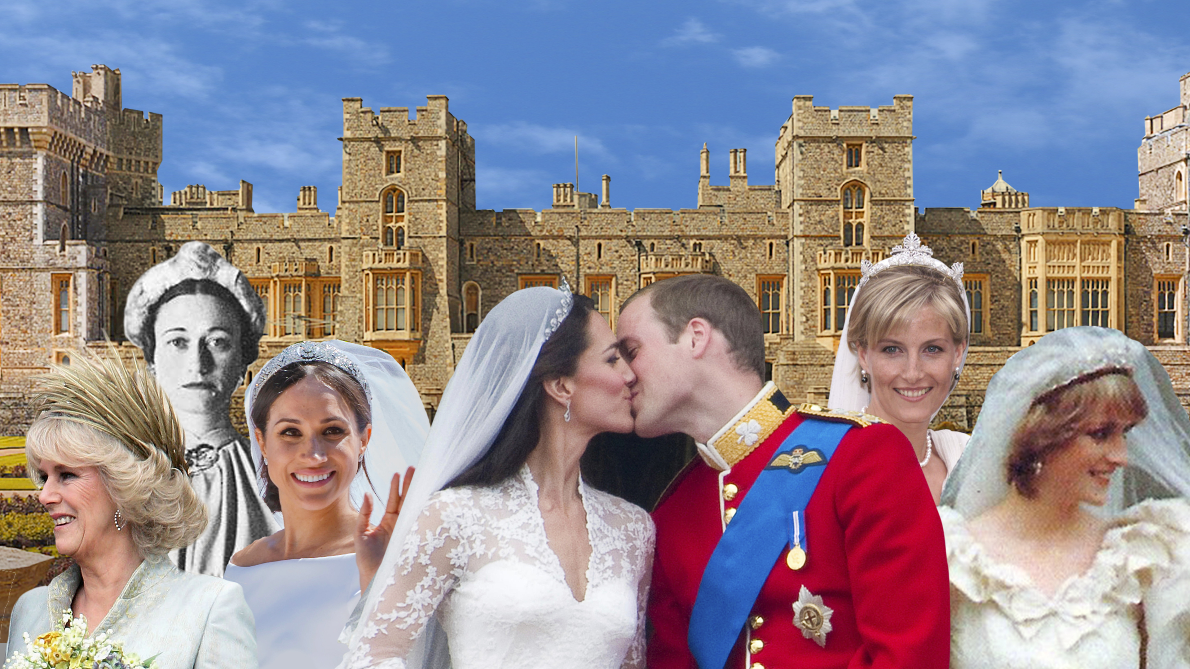 New! Royal Wives of Windsor - A Royal Engagement