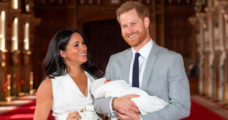 Exclusive! Meghan and Harry: The Baby Years