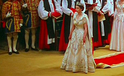 The Queen's Coronation in Colour