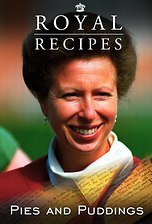 Royal Recipes: Pies and Puddings