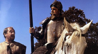 El Quijote de Miguel de Cervantes. Cap. 3