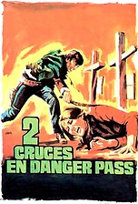 Dos cruces en Danger Pass
