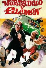 La Gran Aventura De Mortadelo Y Filemon