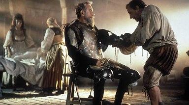 El Quijote de Miguel de Cervantes. Cap. 2