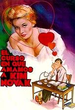 El curso que amamos a Kim Novak