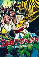 Sandokan, el tigre de Mompracem