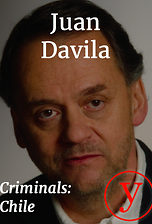 Criminals Chile: Juan Davila